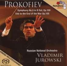 Serge Prokofieff (1891-1953): Symphonie Nr.5, Super Audio CD