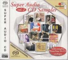 "Pentatone-Sampler Vol.2 ""Stay in Tune with Pentatone"", Super Audio CD"