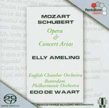 Elly Ameling - Opern- & Konzertarien von Mozart & Schubert, Super Audio CD