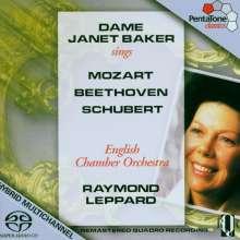 Dame Janet Baker singt Mozart,Beethoven & Schubert, Super Audio CD