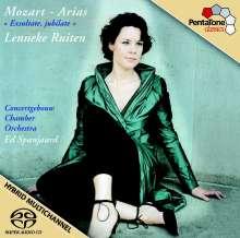 Wolfgang Amadeus Mozart (1756-1791): Arien, Super Audio CD