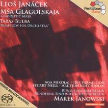 Leos Janacek (1854-1928): Missa Glagolitica, Super Audio CD