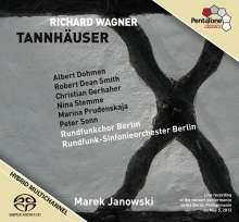 Richard Wagner (1813-1883): Tannhäuser, 3 Super Audio CDs