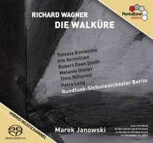 Richard Wagner (1813-1883): Die Walküre, 4 Super Audio CDs