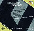 Richard Wagner (1813-1883): Siegfried, 3 Super Audio CDs