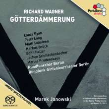Richard Wagner (1813-1883): Gotterdämmerung, 4 Super Audio CDs