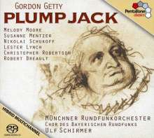 Gordon Getty (geb. 1933): Plump Jack, Super Audio CD
