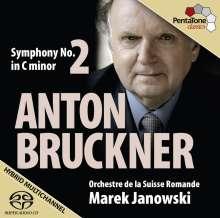 Anton Bruckner (1824-1896): Symphonie Nr.2, Super Audio CD