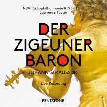 Johann Strauss II (1825-1899): Der Zigeunerbaron, 2 Super Audio CDs