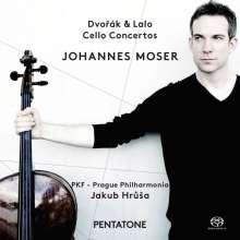 Antonin Dvorak (1841-1904): Cellokonzert op.104, Super Audio CD