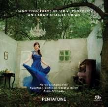 Serge Prokofieff (1891-1953): Klavierkonzert Nr.3, Super Audio CD