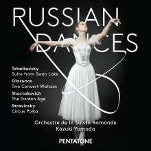 Russian Dances, Super Audio CD