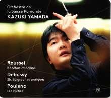 Albert Roussel (1869-1937): Bacchus et Ariane - Suiten Nr.1 & 2, Super Audio CD