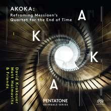Olivier Messiaen (1908-1992): Quartett für das Ende der Zeit für Violine, Klarinette, Cello & Klavier, Super Audio CD