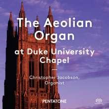 The Aeolian Organ at Duke University Chapel, Super Audio CD