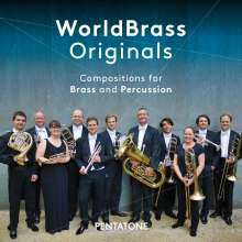 World Brass - Originals, Super Audio CD