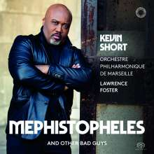 Kevin Short - Mephistopheles and other Bad Guys, Super Audio CD