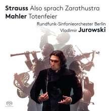 Gustav Mahler (1860-1911): Totenfeier (Symphonische Dichtung), Super Audio CD