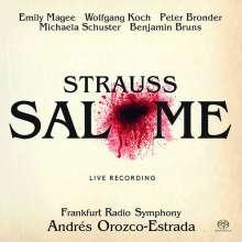 Richard Strauss (1864-1949): Salome, 2 Super Audio CDs