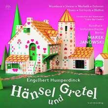 Engelbert Humperdinck (1854-1921): Hänsel & Gretel, 2 SACDs
