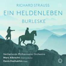 Richard Strauss (1864-1949): Ein Heldenleben op.40, Super Audio CD