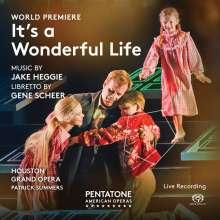 Jake Heggie (geb. 1961): It's a Wonderful Life, 2 Super Audio CDs