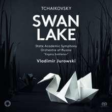 Peter Iljitsch Tschaikowsky (1840-1893): Schwanensee op.20, 2 Super Audio CDs