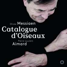 Olivier Messiaen (1908-1992): Catalogue des Oiseaux Livre 1-7, 3 Super Audio CDs und 1 DVD