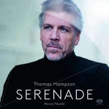 Thomas Hampson - Serenade, Super Audio CD