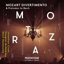 Wolfgang Amadeus Mozart (1756-1791): Divertimento KV 563, Super Audio CD