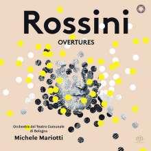 Gioacchino Rossini (1792-1868): Ouvertüren, Super Audio CD
