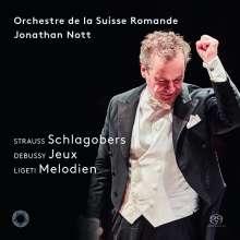 Richard Strauss (1864-1949): Schlagobers-Suite op.70, Super Audio CD