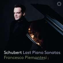 Franz Schubert (1797-1828): Klaviersonaten D.958-960, 2 CDs