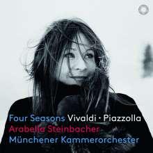 """Antonio Vivaldi (1678-1741): Concerti op.8 Nr.1-4 """"4 Jahreszeiten"""" (Exklusiv für jpc signiert), Super Audio CD"""