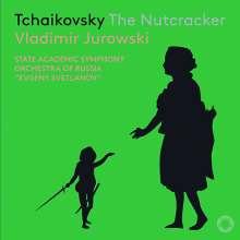 Peter Iljitsch Tschaikowsky (1840-1893): Der Nußknacker op.71, Super Audio CD