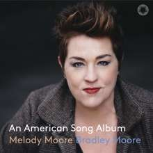 Melody Moore - An American Song Album, Super Audio CD