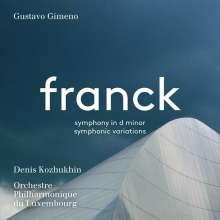 Cesar Franck (1822-1890): Symphonie d-moll, Super Audio CD
