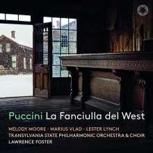 Giacomo Puccini (1858-1924): La Fanciulla del West, 2 Super Audio CDs