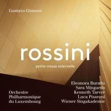 Gioacchino Rossini (1792-1868): Petite Messe Solennelle, Super Audio CD