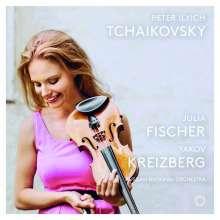 Peter Iljitsch Tschaikowsky (1840-1893): Violinkonzert op.35 (180g), 2 LPs