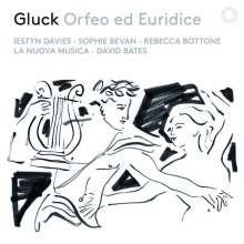 Christoph Willibald Gluck (1714-1787): Orfeo ed Euridice (Wiener Fassung 1762), CD