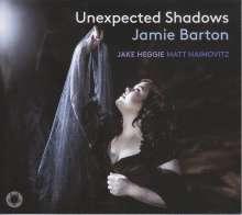 """Jake Heggie (geb. 1961): Songs """"Unexpected Shadows"""", CD"""