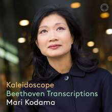 Mari Kodama - Kaleidoscope, Super Audio CD
