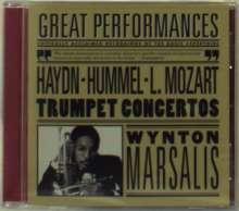 Wynton Marsalis spielt Trompetenkonzerte, CD