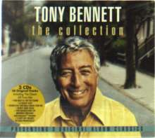 Tony Bennett (geb. 1926): I Left My Heart In San Francisco/Art of Excellence/Astoria, 3 CDs