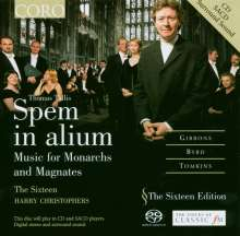 The Sixteen - Spem in Alium (Music for Monarchs & Magnates), Super Audio CD