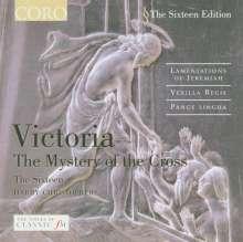 Tomas Louis de Victoria (1548-1611): Lamentationes Jeremiae, CD