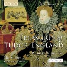 The Sixteen - Treasures of Tudor England, CD