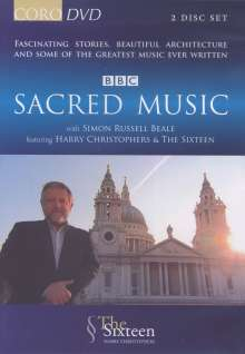 The Sixteen - Sacred Music, 2 DVDs