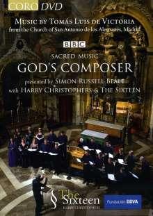 The Sixteen - God's Composer, DVD